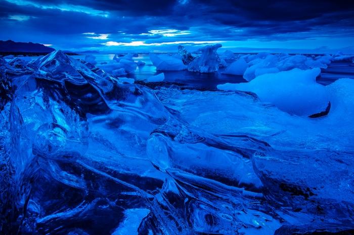 Juanjo Sierra · Ice